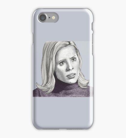 Entropy - Anya Jenkins - BtVS S6E18 iPhone Case/Skin