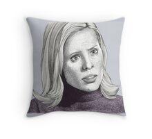 Entropy - Anya Jenkins - BtVS S6E18 Throw Pillow