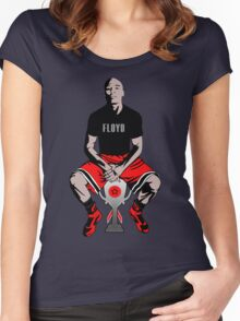 Floyd Mayweather Jr Women's Fitted Scoop T-Shirt
