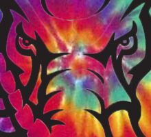 Alabama Tie Die Sticker
