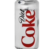 Diet Coke iPhone Case/Skin