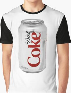 Diet Coke Graphic T-Shirt