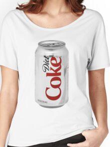 Diet Coke Women's Relaxed Fit T-Shirt