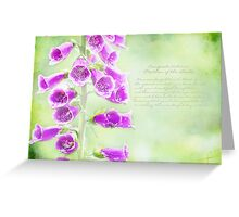 Mother Of The Bride Greeting Card Greeting Card
