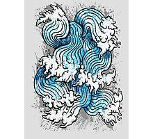 Seven Seas Photographic Print