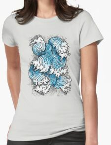 Seven Seas Womens Fitted T-Shirt