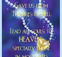 Rosary Prayer by E-Ocasio
