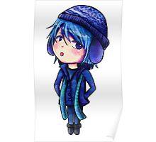 Winter Zero Chibi Poster