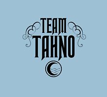 Team Tahno for Light-Colored Shirts and Stickers Womens Fitted T-Shirt