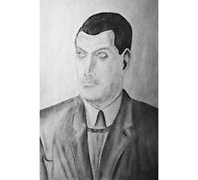 Luis Buñuel Photographic Print