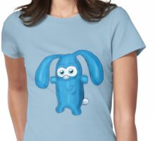 Blue Bunny Womens Fitted T-Shirt