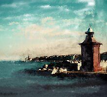 Port of Piran by olegprodeus