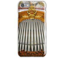 Pipe organ, Switzerland iPhone Case/Skin