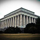 Lincoln Memorial by Zach Chadim