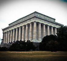 Lincoln Memorial by Zach Chadim