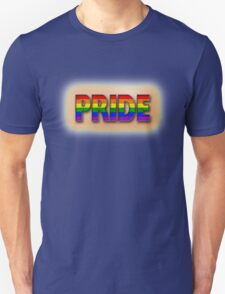 Rainbow PRIDE - Orange Unisex T-Shirt
