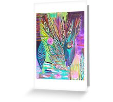 Finding Equanimity Greeting Card