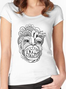 Flying Lotus Women's Fitted Scoop T-Shirt