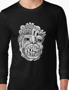 Flying Lotus Long Sleeve T-Shirt