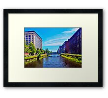 Lawrence, Mass. Framed Print