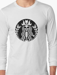 Dead Starbucks Long Sleeve T-Shirt