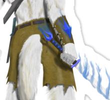 Werewolf Mage Sticker
