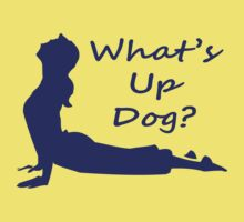 What's Up Dog? Baby Tee