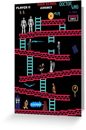8 Bit Doctor  by Anglofile