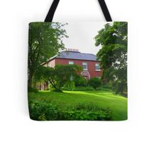 The House Of An Artist Tote Bag