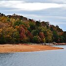 Lake Blue Ridge by Eileen Brymer