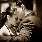 Passionate tango by Andrea Rapisarda