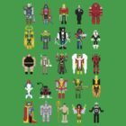 PIXELWORLD vol.1 - #COLLECTOR by designatius