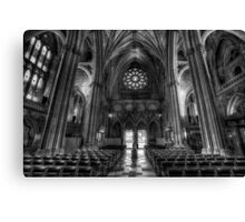The Holy Place Canvas Print