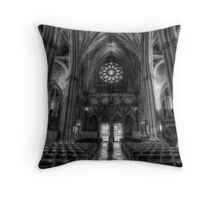 The Holy Place Throw Pillow