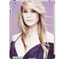 Ellen Pompeo - Purple iPad Case/Skin