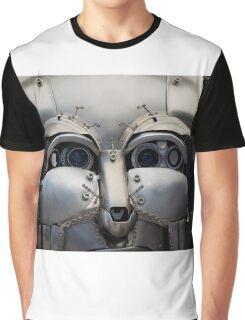 Robot Graphic T-Shirt