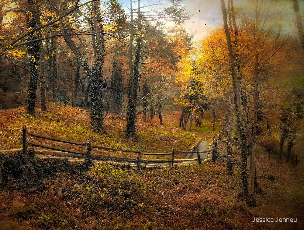 Autumn's Trail by Jessica Jenney