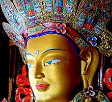 The Glory of Ladakh by Brian Bo Mei