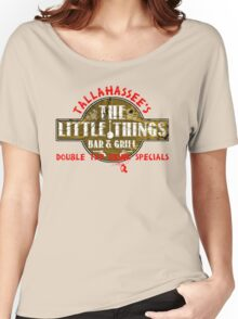 The Little Things Women's Relaxed Fit T-Shirt