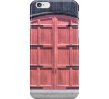 A Great Door iPhone Case/Skin