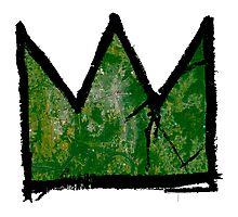 "Basquiat ""King of Huntsville Alabama"" Photographic Print"
