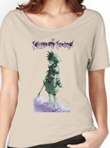Sora Kingdom Hearts Women's Relaxed Fit T-Shirt