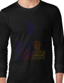 Nine, Ten, Eleven Long Sleeve T-Shirt