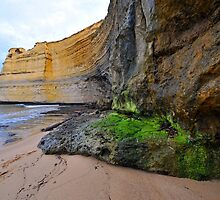 Gibson Steps. Port Campbell National Park, Victoria, Australia. (2) by Ralph de Zilva