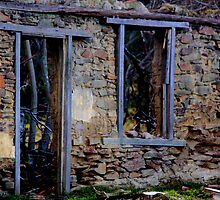Abandoned & Derelict Outback 9 by Tracey Phillips
