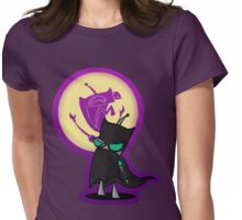 Bat-Gir Womens Fitted T-Shirt