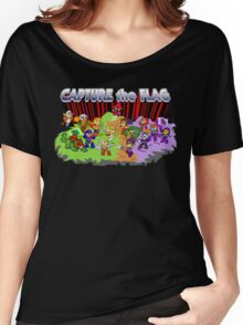 Capture the Flag Women's Relaxed Fit T-Shirt