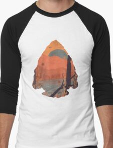 Autumn in the Gorge... Men's Baseball ¾ T-Shirt
