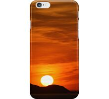 Long Island Sound Sunset | Miller Place, New York iPhone Case/Skin