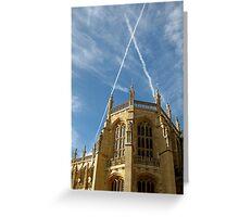 Windsor, UK Greeting Card